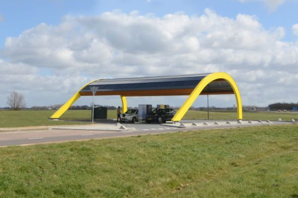 Foto Laadstation Fastned